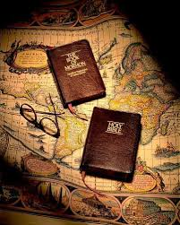 Bible Book of Mormon 2